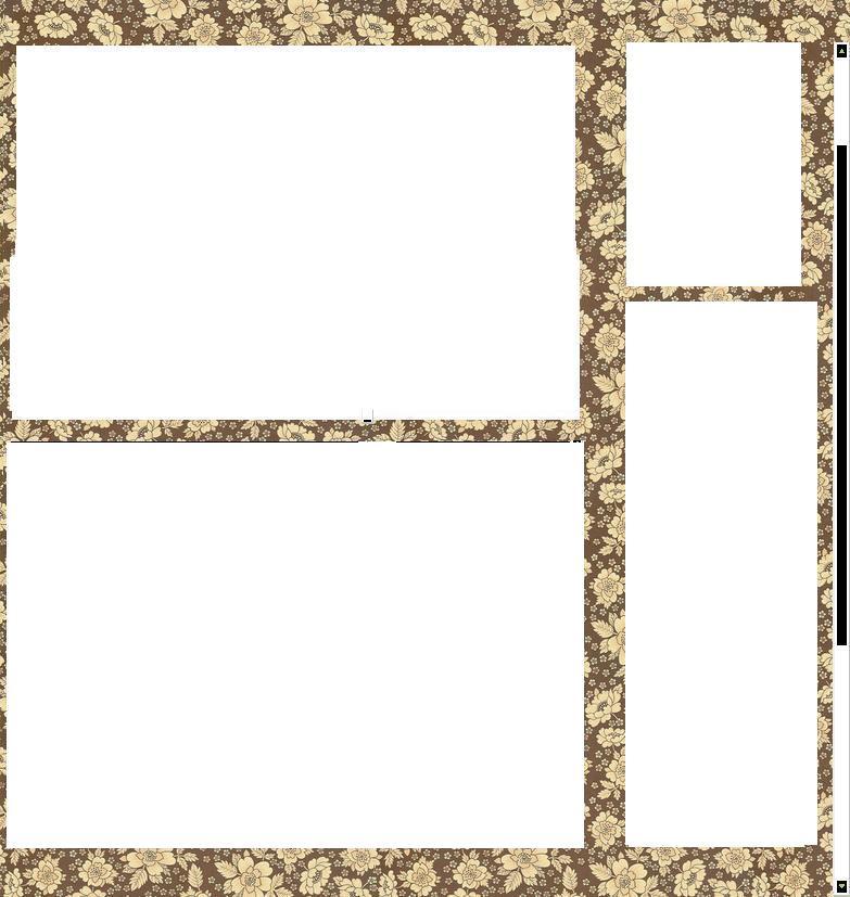 4 box 8 Myspace div layout