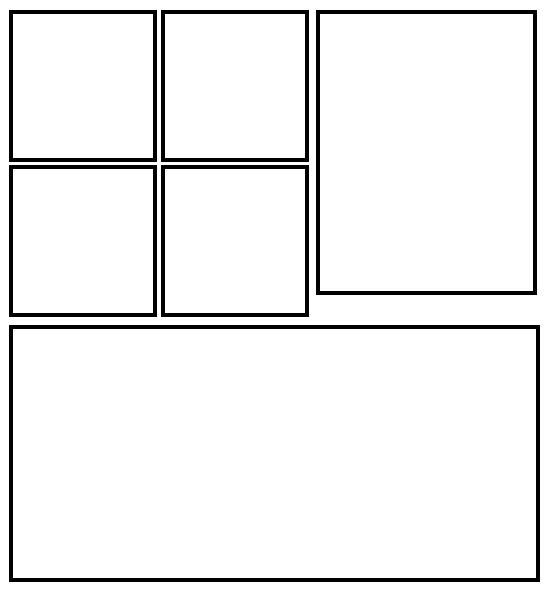 6 box 18 Myspace div layout