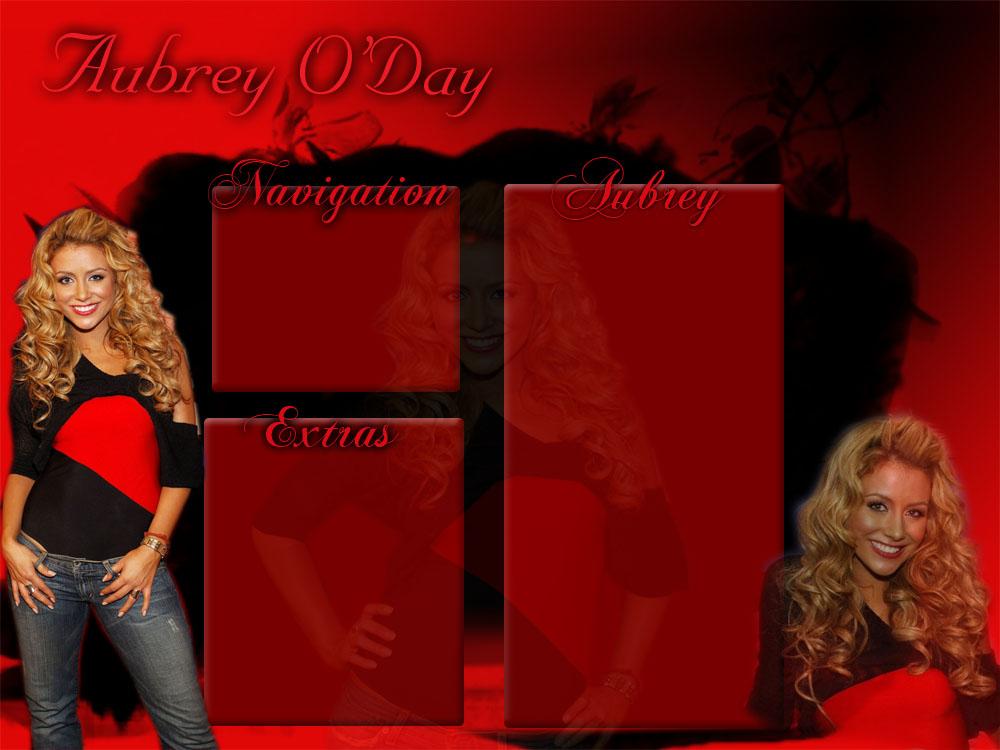 Aubry O'Day Myspace div layout