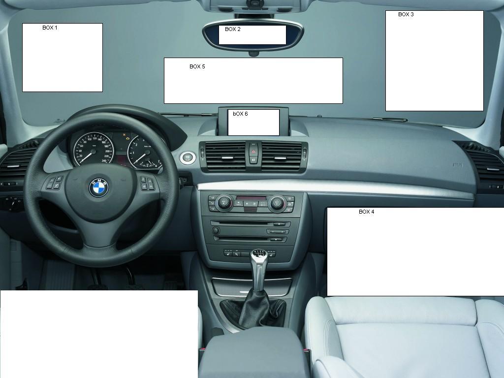 BMW Myspace div layout