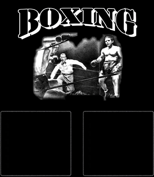 Boxing Myspace div layout