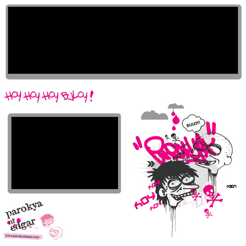 Hoy Hoy Buloy Myspace div layout