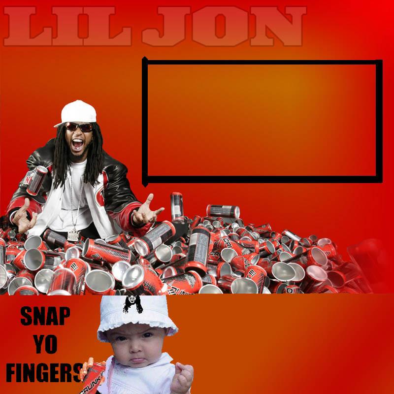 Lil Jon Myspace div layout