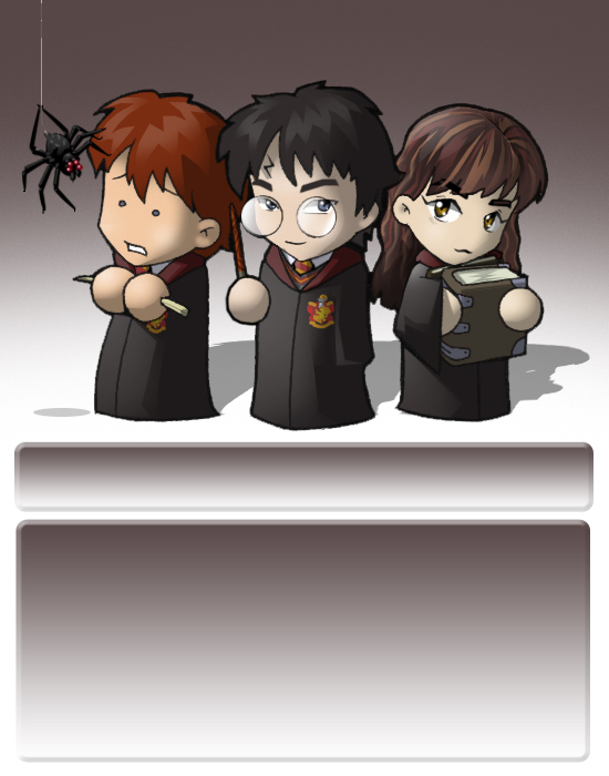 Harry Potter myspace div layout