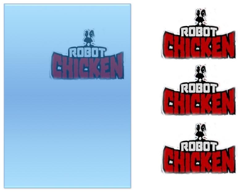 Robot Chicken Myspace div layout