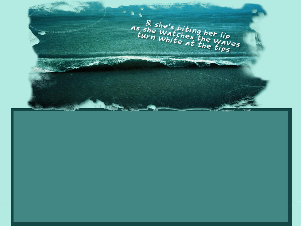 Tide Quote myspace div layout