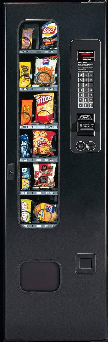 Vending Machine Myspace div layout
