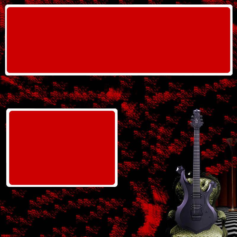 Washburn Guitar Myspace div layout
